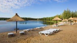 Пляжи Серпухова