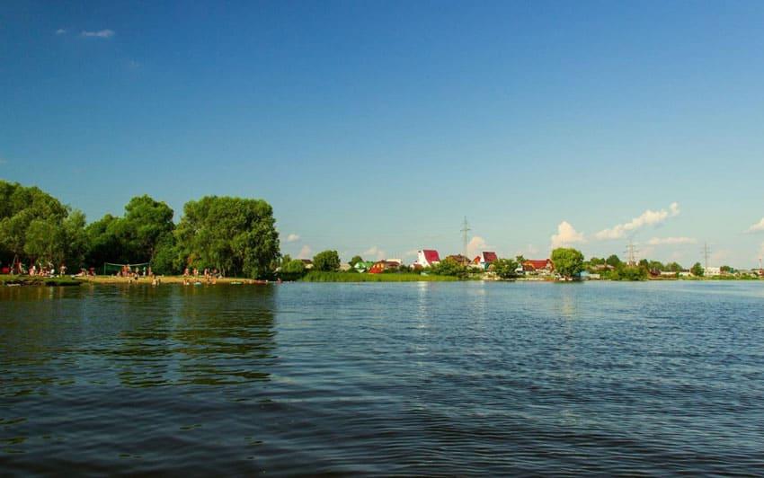 Пляжи Димитровград