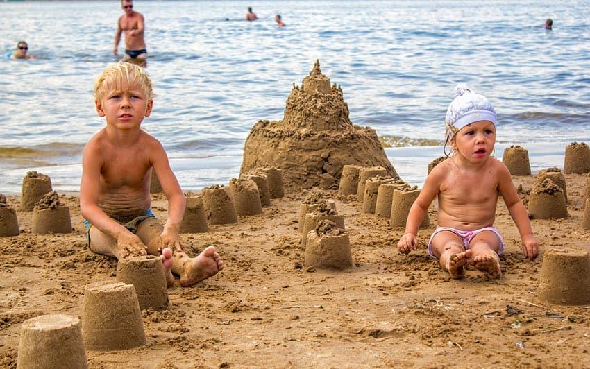 пляжи Вольска