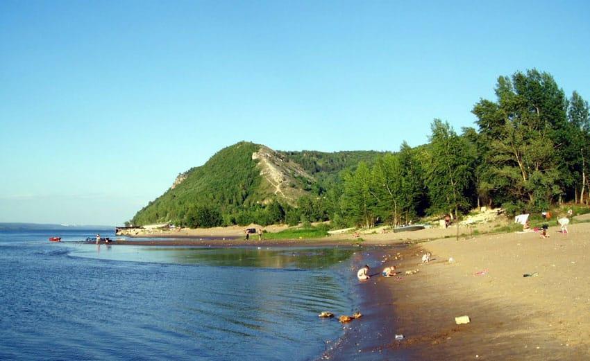 Пляж Моркваши