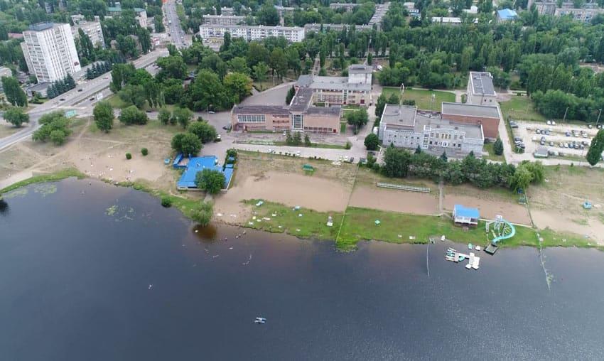 первый микрорайон в Балаково