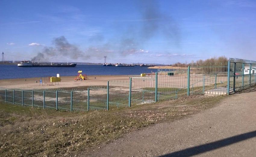 пляж Балаково – 7-й микрорайон