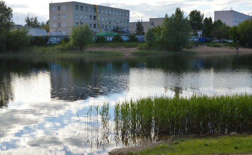 озеро Силикатное Нижний Новгород