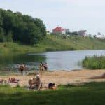 пляж Щелковский хутор