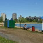 Парковые озера Нижний Новгород