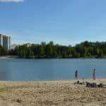 Пляжи Автозаводского района