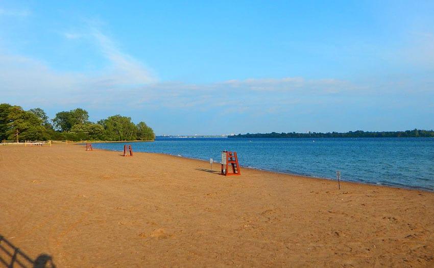 Пляж Бобры Волгоград