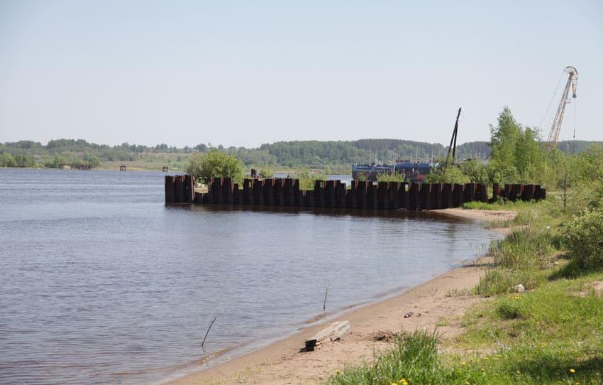 пляж Волореченск