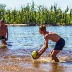 активный отдых пляж Вольска