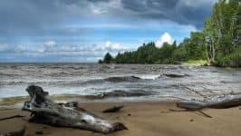 городецкое море Заволжье