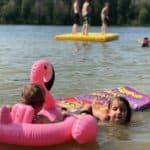 отдых на озере Завожье