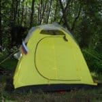отдых с палатками на Иваньковском водохранилище