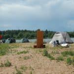 палаточный городок Уходово