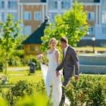 свадьба в Александровском парке