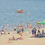пляж в Тольятти