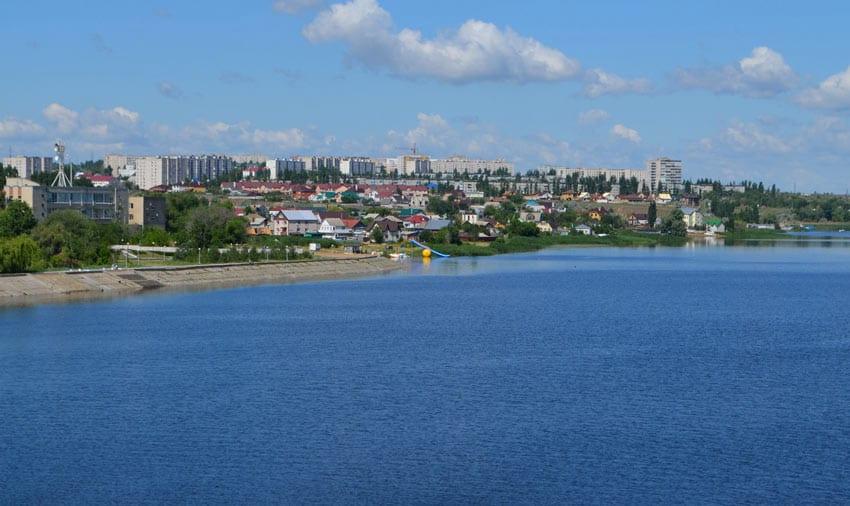 пляж Панорама Камышин