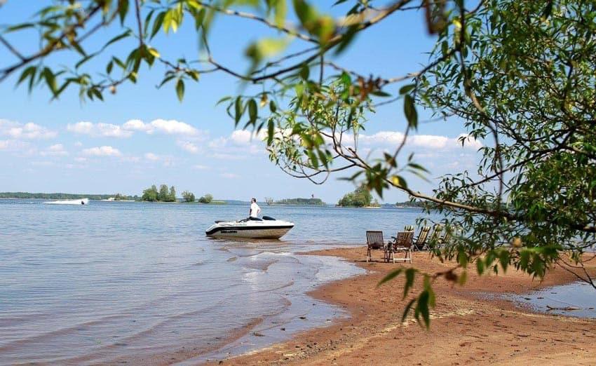 Пляж Конаково Ривер Клаб