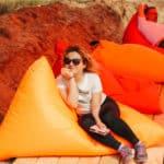 отдых на Левобережном пляже в Чебоксарах
