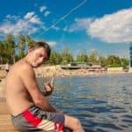 Пляж «Волна» Тольятти