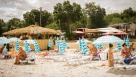 Пляжи Ульяновска