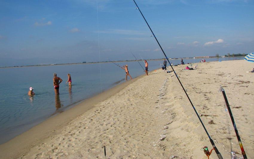 пляж поселок Рыбацкий Ульяновск