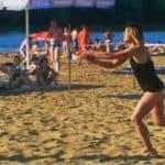Энгельский платный пляж