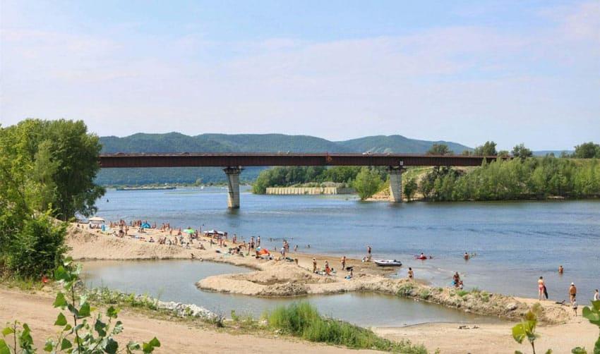 река Сок Самара
