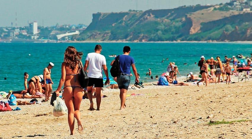 Нудистский пляж Саратова