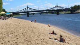 Лучшие пляжи Твери