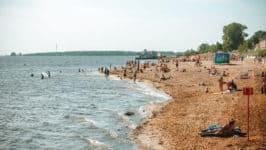 Пляжи Костромы