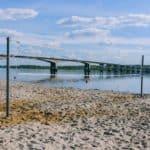 пляж Центральный Костромы