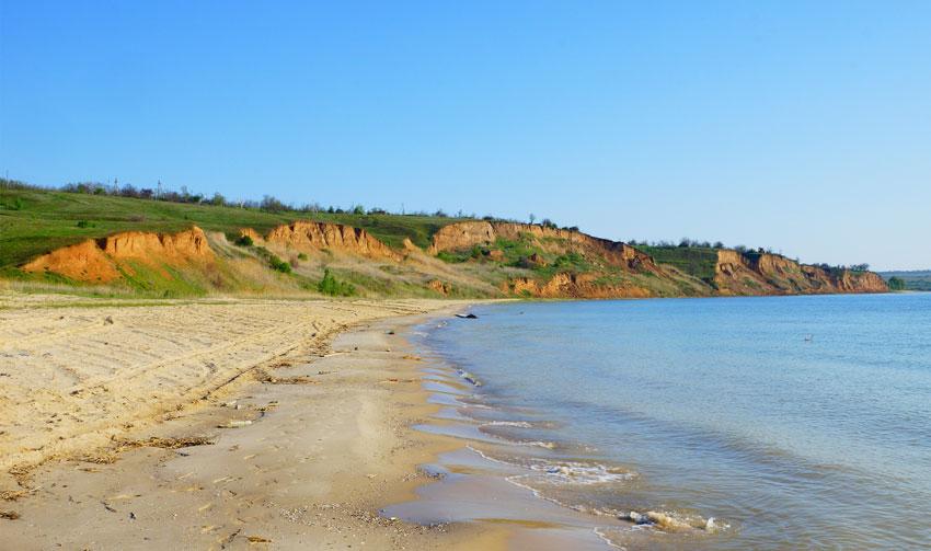 Цимлянское водохранилище Саркел