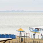 Цимлянское водохранилище пляж