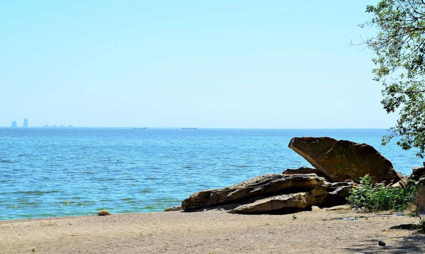 Пляж Чайка Цимлянское водохранилище