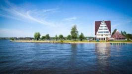 Пляжи на Клязьминском водохранилище