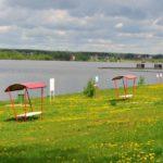 Хлебниково на Клязьминском водохранилище