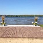 Пляж Новоалександрово