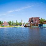 Троицкое на Клязьминском водохранилище