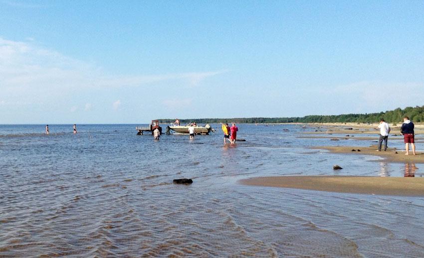Рыбинск водохранилище