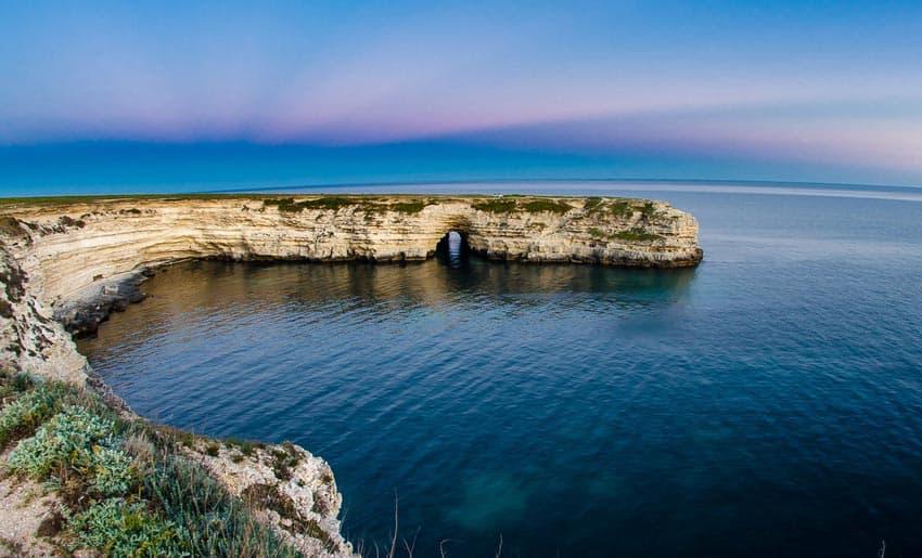 Пляжи Большого и Малого Атлеша