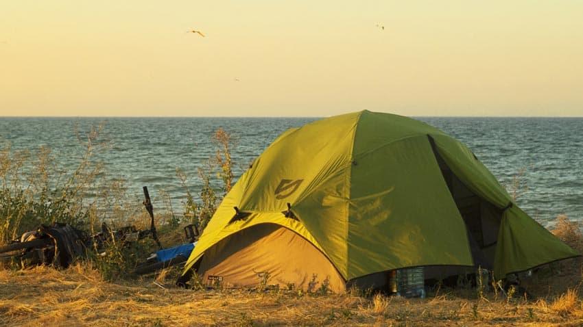 отдых с палатками Тарханкут