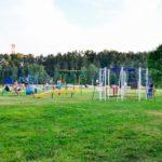 отдых парк Ветеран в Серебряном бору