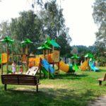 детская площадка парк Ветеран