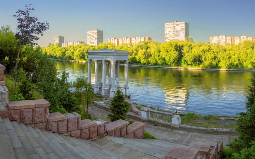 Парк Серебряный Бор