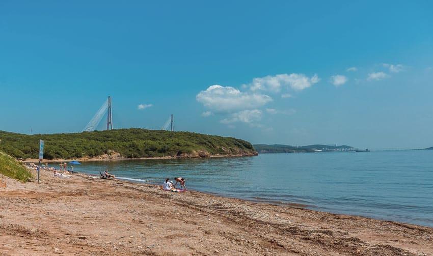 Нудистский пляж Владивостока