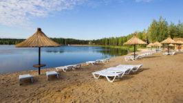 Пляжи Истринского водохранилища