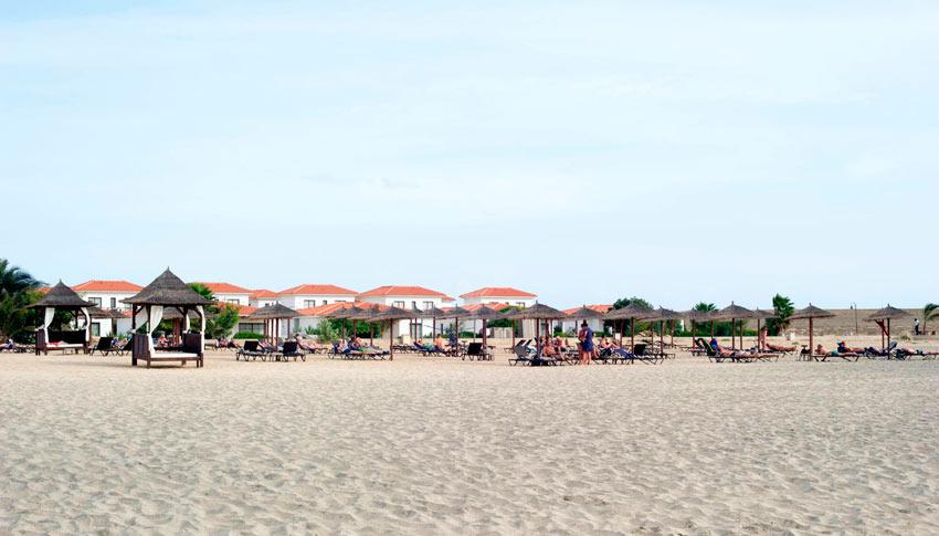 отдых на пляже Витязево