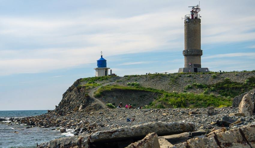 большой Утриш маяк