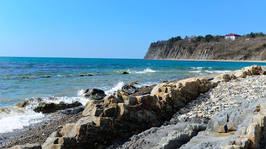 пляж кемпинга «Сосенки»